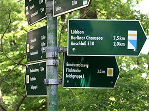 Wanderziele im Spreewald