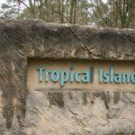 Tropical Island Eingang